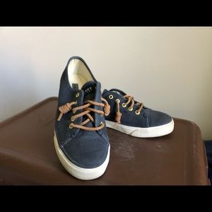 Sperry sea coast slip on shoes